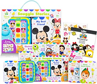 Disney Baby Me Reader 8 Book Bundle ~ Snuggle Stories Disney Books for Toddlers, Kids Featuring Frozen, Mickey and Minnie,...