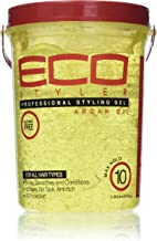 eco professional styling gel argan oil