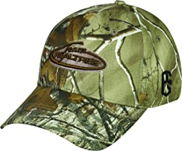 Team Realtree Silicon Undervisor Print Scent Control Moisture Wicking Cap Hat 219,One size Fits Most