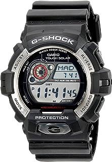 Casio Men`s GR-8900-1CR Tough Solar G-Shock Digital Display Quartz Black Watch