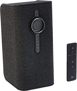 KitSound Voice One with Alexa Built-in and Spotify Voice Control Multi-Room Smart Speaker - Grey