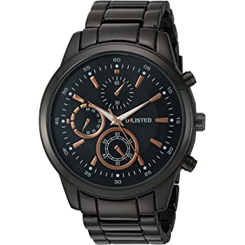 Kenneth Cole Unlisted Male 'Sport' Japanese-Quartz Watch with Grey Strap, Alloy, 22 (Model: 10027761)