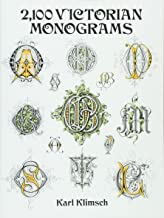 victorian monogram
