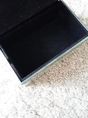 Sweet Pea Garden Oblong Jewelry Box