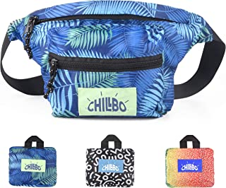 Chillbo Fanny Pack - Fanny Packs for Women and Waist Bags for Men