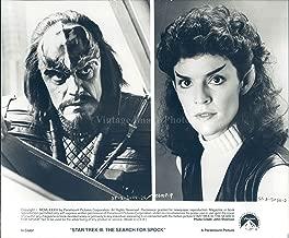 Vintage Photos Photo Christopher Lloyd Kruge Klingon Battle Commander PETTIROSSO Curtis 8x10