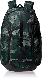 Nike Unisex-Adult Backpack, Deep Jungle/Black - NKBA5555