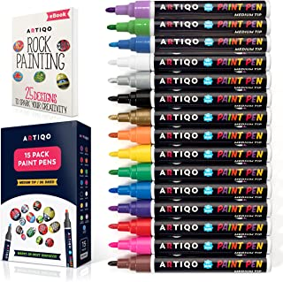 Best paint pens permanent Reviews