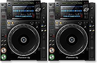 Pioneer DJ CDJ-2000NXS2 Professional Multi Player DJ CD Player or Media Player with 7