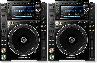 Black Pioneer Digital DJ Turntable CDJ-2000-NXS 10.50X19.9X15.90 ...