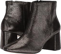 Massimo Matteo - Cracked Block Heel Bootie