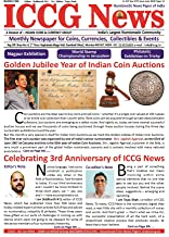 ICCG News Numismatic News: Numismatic News Paper of India (37th Issue June 2018)