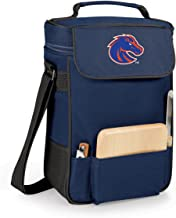NCAA Duet Insulated Wine and Cheese Tote with Team Logo