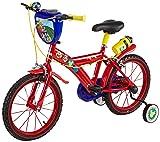 Disney Cars Kinder-Fahrrad 35,6 cm rot