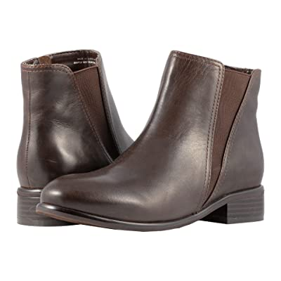 SoftWalk Urban (Dark Brown Smooth Leather) Women