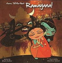 Amma, Tell Me About Ramayana!