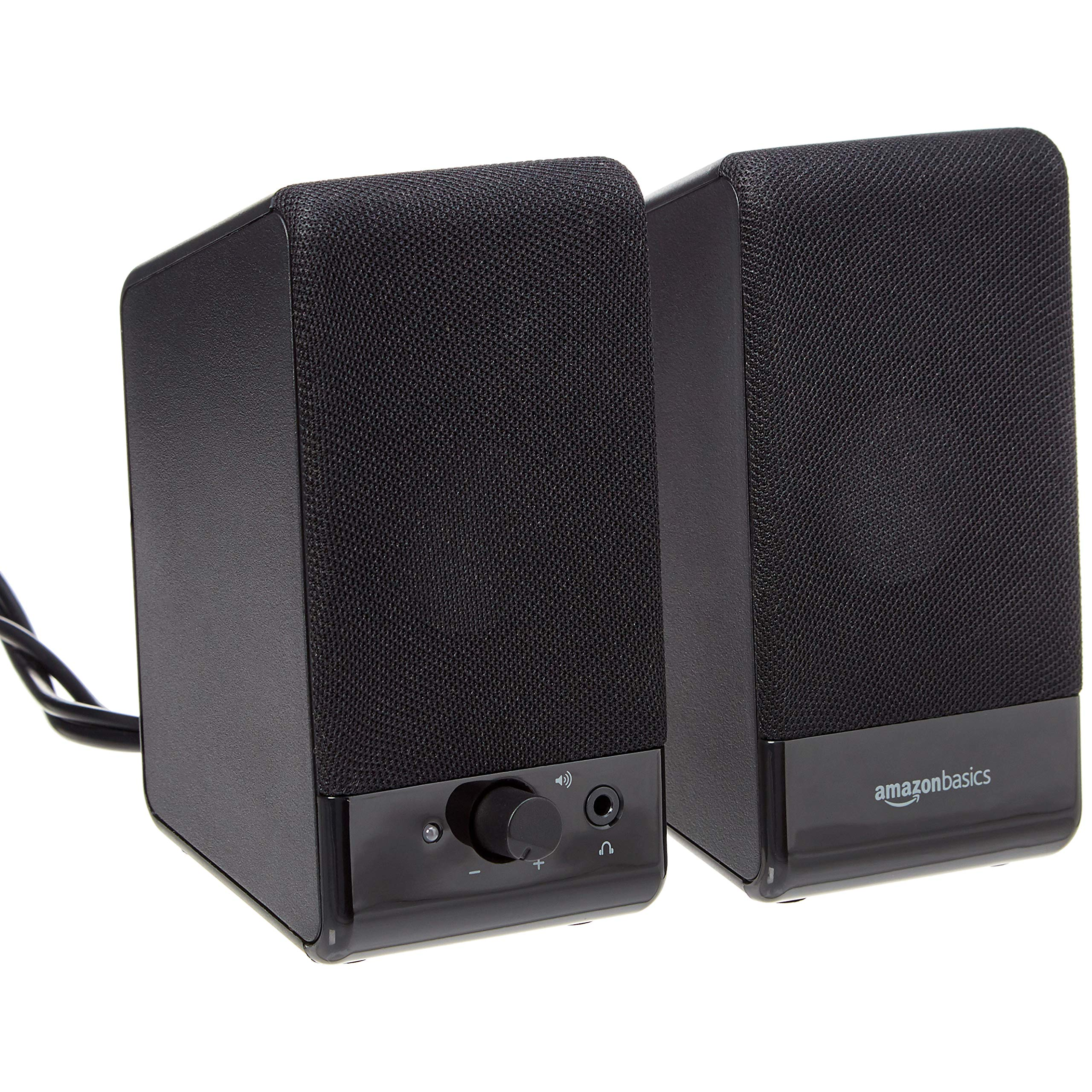 AmazonBasics Computer Speakers Desktop USB Powered