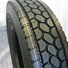11R24.5 LANCASTER BY ROAD WARRIOR RADIAL (8 - DRIVE TIRES) 16 PLY RATING