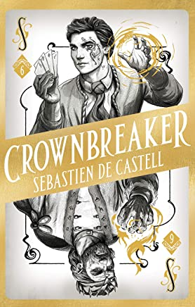 Spellslinger 6: Crownbreaker (English Edition)