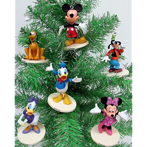 Mickey Mouse Christmas Decorations Amazon Com