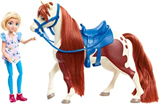 Spirit Riding Free Small Doll & Horse Set - Abigail & Boomerang