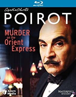 Agatha Christie`s Poirot: Murder on the Orient Express [Blu-ray]