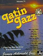 Vol. 74, Latin Jazz (Book & CD Set)