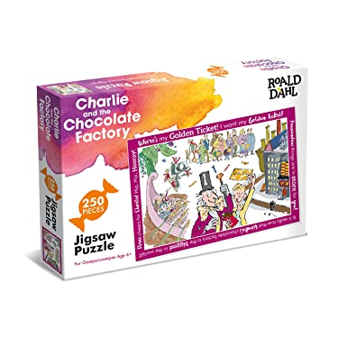 Roald Dahl 7025 Charlie and The Chocolate Factory Jigsaw Puzzle