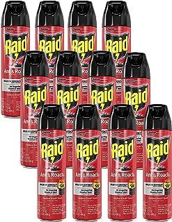 Raid Ant & Roach Killer Outdoor Fresh Scent, 17.5 OZ (Pack - 12)