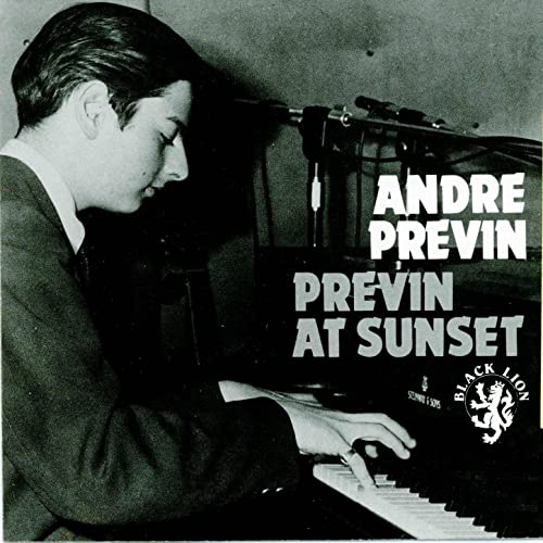 Previn At Sunset