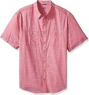 5fda8c54 XLT Men's Casual Button-Down Shirts | Amazon.com