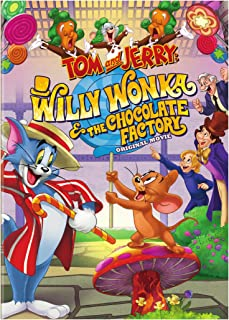 Tom and Jerry: Willy Wonka and the Choco