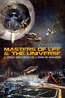 Masters of Life and Universe: A concept about instant self-replicating towns and cell (micro)robots.