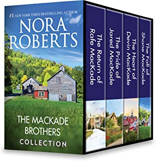 The MacKade Brothers Collection: The Return of Rafe MacKade\The Pride of Jared MacKade\The Heart of Devin MacKade\The Fall of Shane MacKade