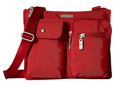 Baggallini Everything Bagg (Apple) Cross Body Handbags