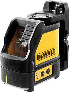 Dewalt DW088CG-XJ DW088CG-XJ-Láser autonivelante de 2 líneas en cruz VERDES (Horizontal y vertical)