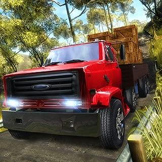 Offroad Cargo Truck Simulator Drive Adventure: Mega City Euro Cargo Driver Simulation Parking mania 3D game
