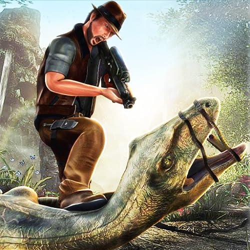 First Person Shooter Held Jäger Revolution Krieger: Dinosaurier Park Hero Regeln des Überlebens Simulator Spiel 2018