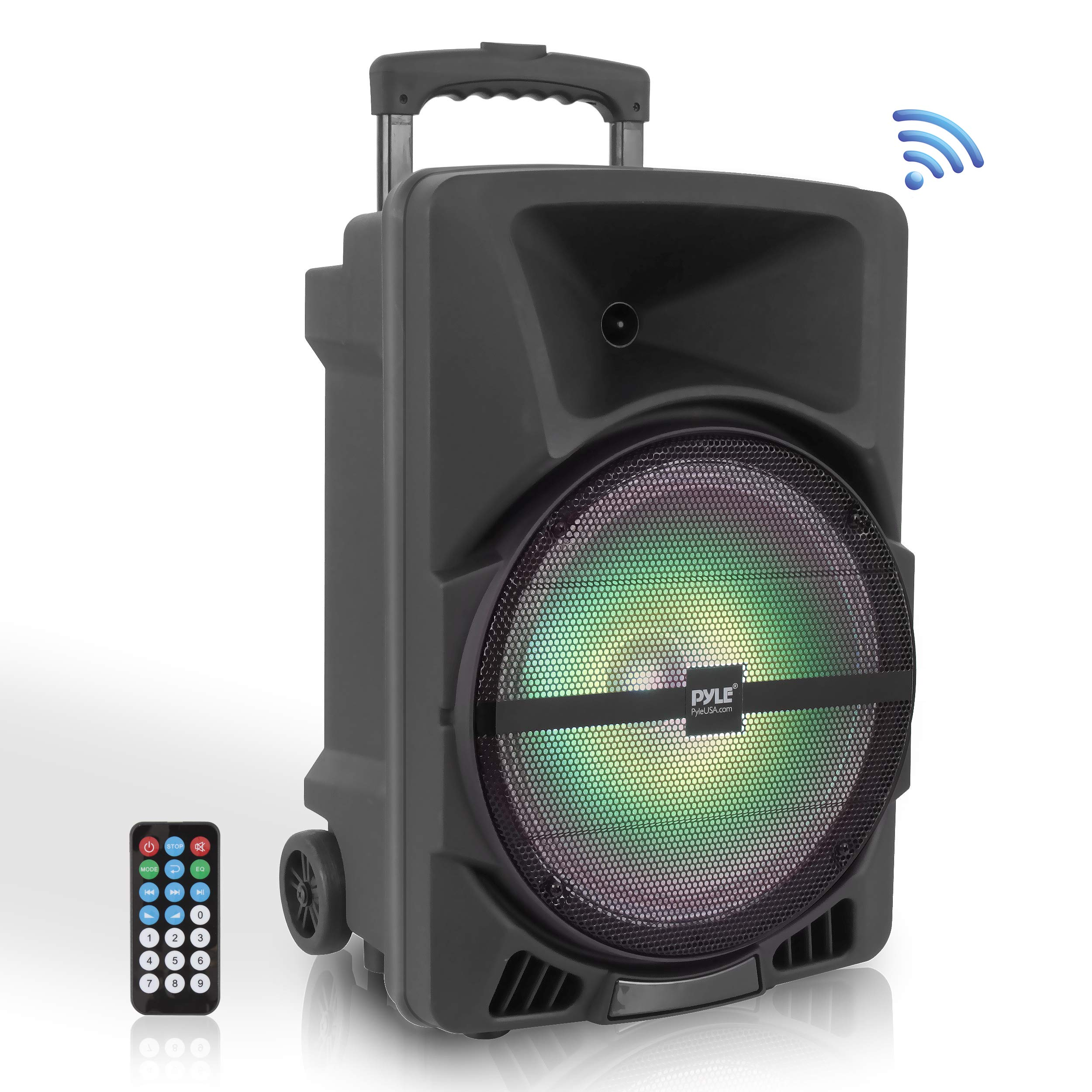 Pyle Wireless Portable Speaker System