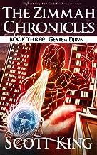 Genie vs. Djinn: Zimmah Chronicles Book 3 (An Epic Middle Grade Fantasy Adventure)