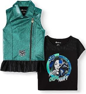 DESCENDANTS 3 Vest Top Combo Pack (Little Girls & Big Girls)