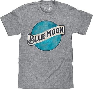 Blue Moon T-Shirt - Blue Moon Brewing Company Beer Logo Shirt