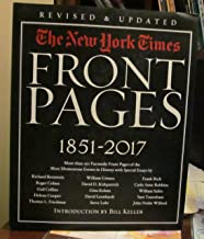 The New York Times Front Pages 1851-2017