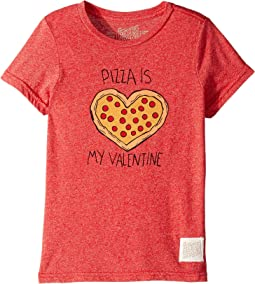 Pizza Is My Valentine Mocktwist Tee (Little Kids/Big Kids)