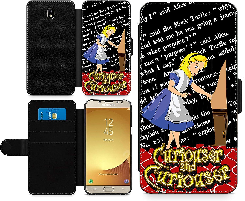 Amazon.com: c riveras Alice in Wonderland Inspired Phone case ...