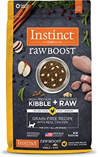 Instinct Raw Boost Grain Free Recipe Natural Dry Cat Food