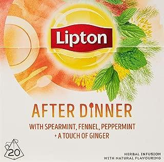 Lipton Tea Tonics After Dinner, 20 Teabags