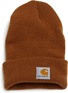 Boys' And Girls' Acrylic Watch Hat, Carhartt Brown, Toddler