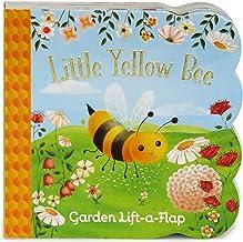 Little Yellow Bee Chunky Lift-a-Flap Board Book (Babies Love)