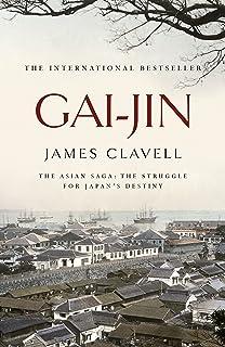 Gai-Jin: The Third Novel of the Asian Saga (English Edition)